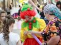 Детский праздник в Меге (г.Казань). Организация празничных мероприятий. Аниматоры и клоуны в Казани на любой детский праздник.