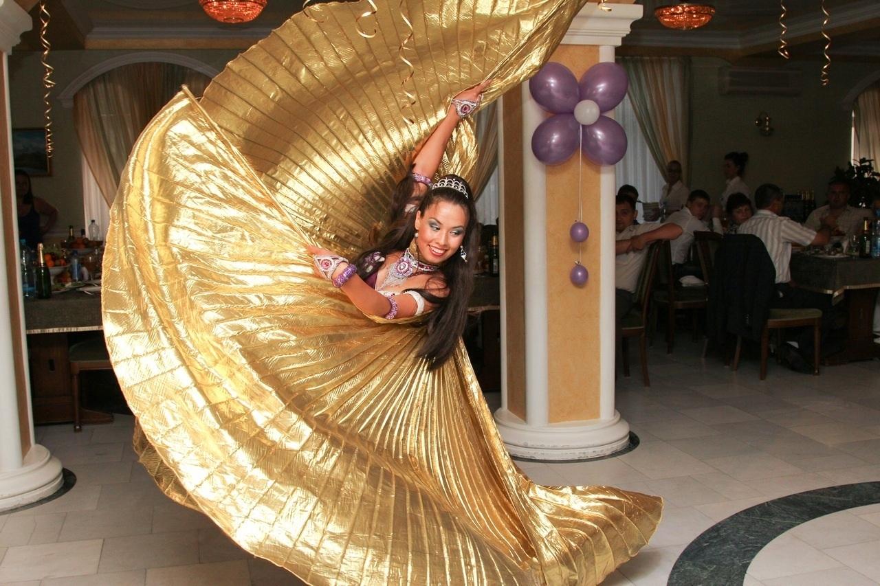 Что нужно знать о крыльях для танца живота! 4