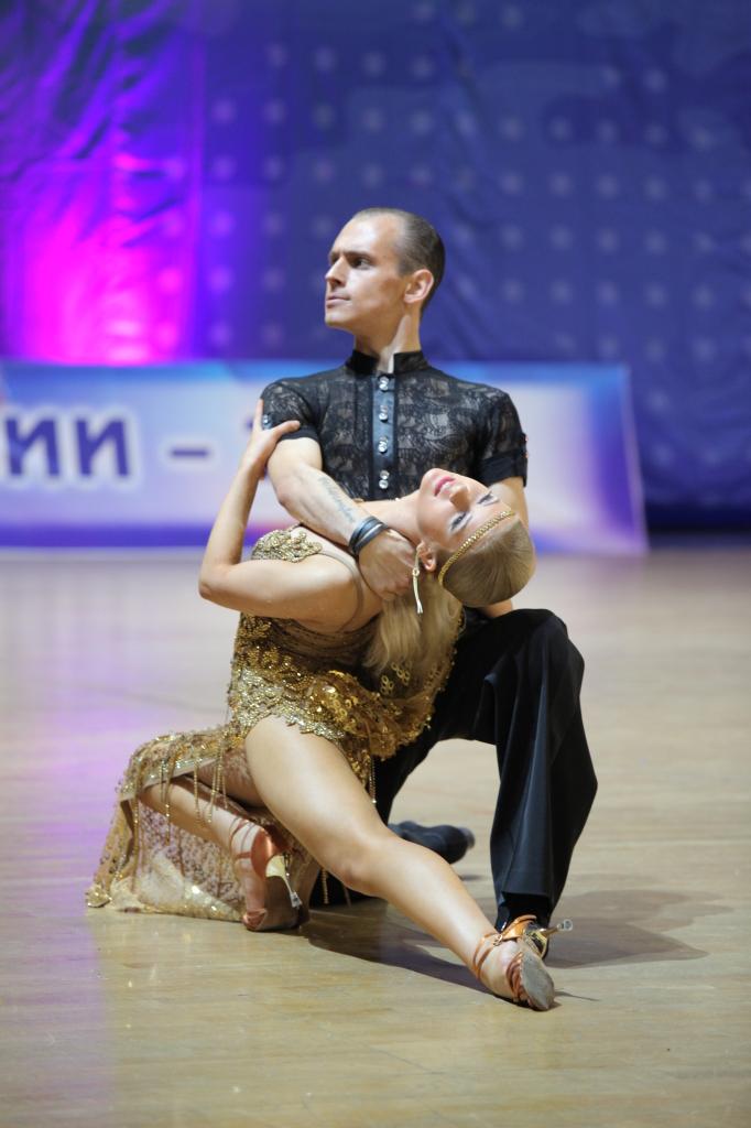 Танцевальный дуэт Ча-ча-ча - Казань